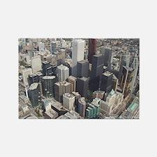 Cute Toronto Rectangle Magnet