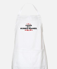 Loved: Sussex Spaniel BBQ Apron