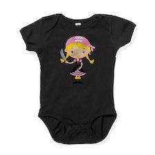 Pirate Girl w/ Sword Baby Bodysuit