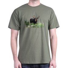 Maine Moose T-Shirt