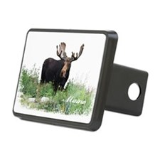 Maine Moose Hitch Cover