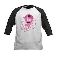 Pink Pirate Octopus Tee