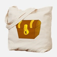 Treasure Chest Tote Bag