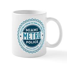 Miami Metro Police Mug