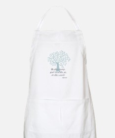 Be the Change Tree Apron
