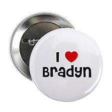 "I * Bradyn 2.25"" Button (10 pack)"