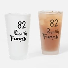 82 Really Funny Birthday Designs Drinking Glass