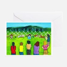 Long Downs Greeting Cards (Pk of 10)