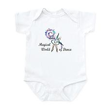 Magical World Of Dance Infant Bodysuit