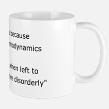 Messy Room Mug