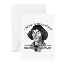 Nicolaus Copernicus 01 Greeting Cards (Package of
