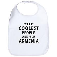 The Coolest Armenia Designs Bib