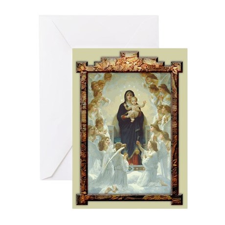 William Bouguereau Greeting Cards (Pk of 10)