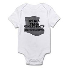 AF Daughter Dad CB Body Suit