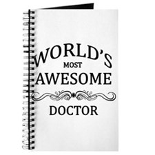 World's Most Awesome Doctor Journal