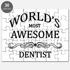 World's Most Awesome Dentist Puzzle