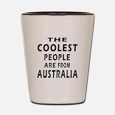 The Coolest Australia Designs Shot Glass