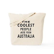 The Coolest Australia Designs Tote Bag
