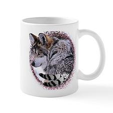 Lace Wolf Mug