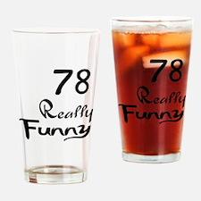 78 Really Funny Birthday Designs Drinking Glass