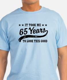 Funny 65th Birthday T-Shirt