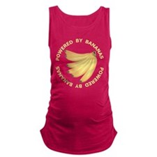 Powered By Banana Maternity Tank Top