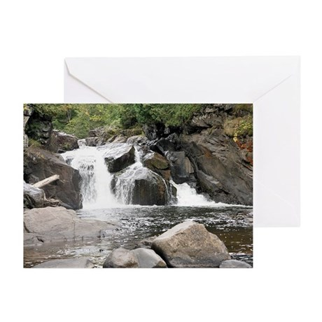 Sturgeon Falls Greeting Cards (Pk of 10)