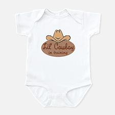 Lil' Cowboy Infant Bodysuit