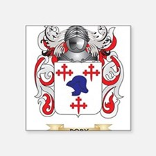Dobson Coat of Arms Sticker