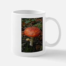 Red Toadstool Photo Mug