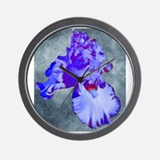 blueiris Wall Clock