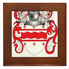 Dodgson Coat of Arms Framed Tile