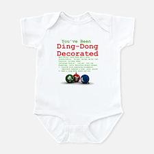 You've Been Ding-Dong Decorat Infant Bodysuit