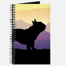 Cool French bulldogs Journal