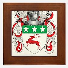 Doherty Coat of Arms Framed Tile