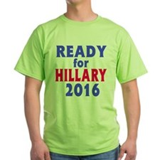 Ready for Hillary 2016 T-Shirt