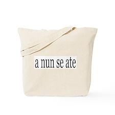 Annunciate Tote Bag