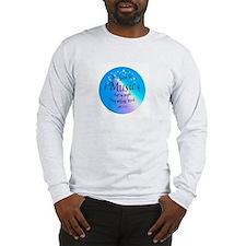 God Gave Us Music Long Sleeve T-Shirt