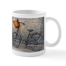 Old Bike Small Mug