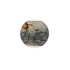 Old Bike Mini Button