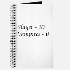 Slayer vs. Vampires Journal