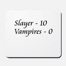 Slayer vs. Vampires Mousepad