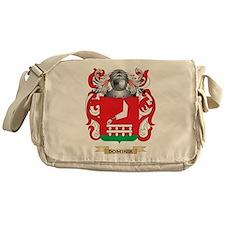 Dominik Coat of Arms Messenger Bag