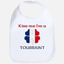 Toussaint Family Bib
