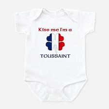 Toussaint Family Infant Bodysuit