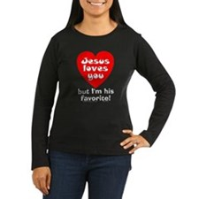 Jesus/His Favorite T-Shirt