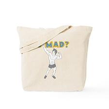 U MAD Zyzz Tote Bag