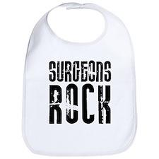 Surgeons Rock Bib