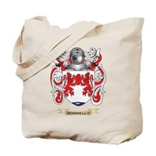Donnelly Coat of Arms Tote Bag