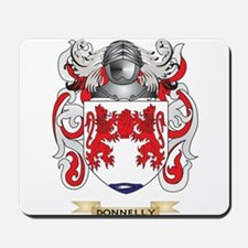 Donnelly Coat of Arms Mousepad